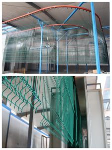 Wire Mesh Safety Fence (XMS35) pictures & photos