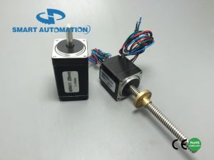 NEMA 11 28mm Stepper Motor, Linear & Geared Version pictures & photos