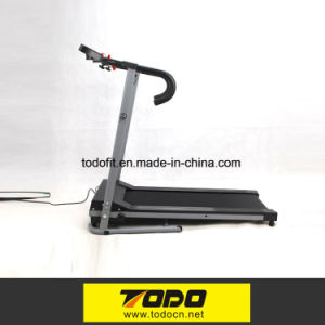 New Arrival Home Used Electric Motorized Treadmill with 600W DC Motor pictures & photos