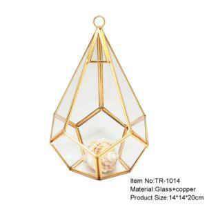 Micro Landscape Decor Glass Storm Lantern Manufacturer pictures & photos