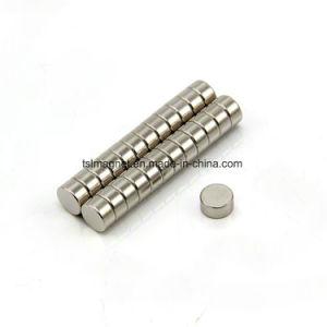 Round Permanent Sintered Neodymium Rare Earth Magnet pictures & photos