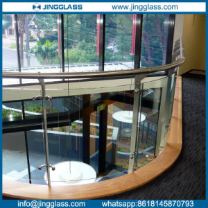 4-12mm Curved Tempered Glass Panels for Balustrade pictures & photos