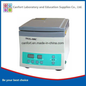 Medical Equipment 16000rpm Lab Centrifuge Tgl-16c with Good Price pictures & photos