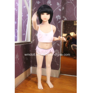 Lovely 100cm Dolls with Stainless Steel Skeleton pictures & photos