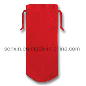 Double Drawstring Cotton Bag, High Quality Bag pictures & photos