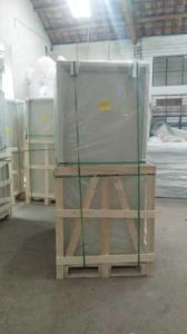 Poland Steel Door for Integration House White Color pictures & photos