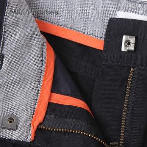 Black 100% Cotton Kids Pants Children Clothing Sale Online pictures & photos