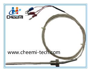 Customized Designed J Type Thermocouple Temperature Sensor PT1000 pictures & photos