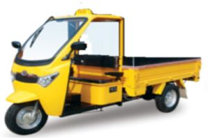 New Model Electric Cargo Tricycle