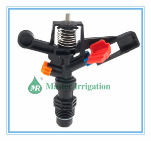 "1/2"" Full Circle Plastic Impulse Male Sprinkler Head for Agricluture Garden pictures & photos"