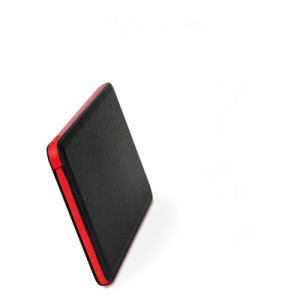 Portable Slim Card-Shaped Power Bank with Cable 5000mAh Phone Charger pictures & photos