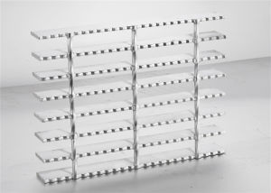 Serrated Steel Grating in Project with Ce Approval pictures & photos