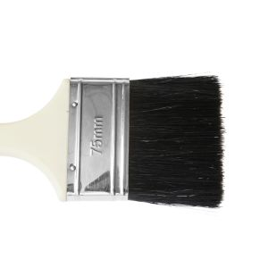"1.5"" Universal Paint Brush with Synthetic Bristles and Plastic Handle pictures & photos"