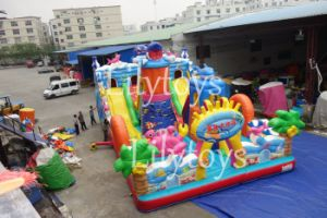 Inflatable Giant Funcity for Children pictures & photos