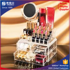 Acrylic Clear Lipstick Organizer, Cosmetic Organizer pictures & photos