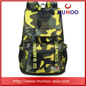 Fashion Camou Travel Hiking Backpack School Bag for College pictures & photos