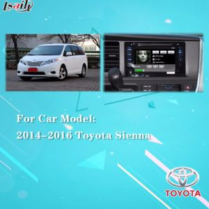 Car GPS Navigation Android System for Toyota Sienna pictures & photos
