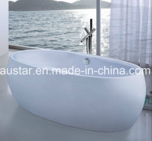 1800mm Egg Shape Freestanding Bathtub SPA (AT-9062) pictures & photos