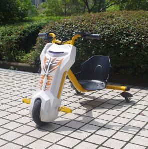 New Ce Approved! Factory 100W 12V Kids 3 Wheel Electric Drift Trike Sliding Tricycle (JY-ES002) pictures & photos