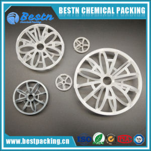 Plastic PP PVC Tellerette Packing Ring for Tower Packing pictures & photos