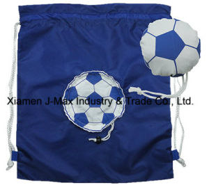 Foldable Draw String Bag, Football, Lightweight, Convenient and Handysports, Promotion, , Leisure, Accessories & Decoration pictures & photos