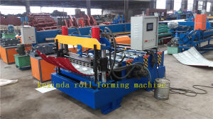 Metal Roof Curve Bending Machine pictures & photos
