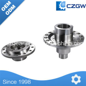 Small Helical Bevel Gear for Speed Reduction pictures & photos