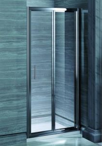 Shower Enclosure MID-Range 6mm Bifold Door Bathroom (MR-BF90) pictures & photos