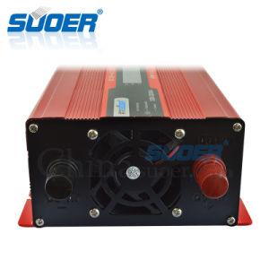 Suoer 12V 220V 2000W DC AC off Grid Inverter (SDB-D2000A) pictures & photos