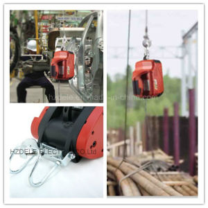 Suspending Wire Rope Electric Winch pictures & photos