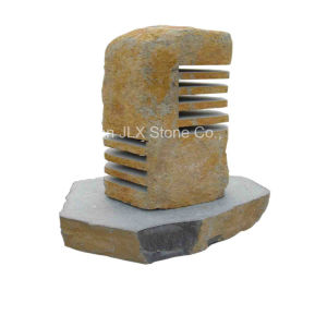 Natural Stone Small Lamp for Outdoor pictures & photos
