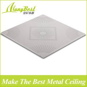 600*600 Good Price Aluminum Suspended Ceil Design for Shop pictures & photos