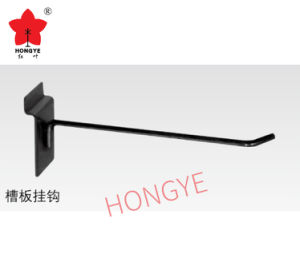Three Lines Metal Display Hanging Hook for Loading Bar (OW-H007) pictures & photos