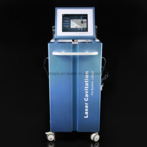 B0134 Vertical 4 in 1 Cavitation Lipolaser Lose Weight Machine for Salon with Ce pictures & photos
