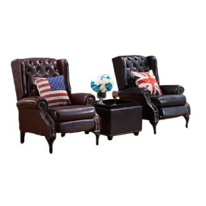 Classical Living Room Tiger Sofa Supplier in Foshan (C021) pictures & photos