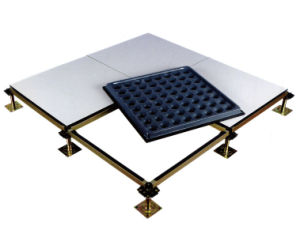 PVC Anti-Static Raised Floor for Bank pictures & photos