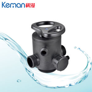 10t Manual Ceramic Softener Valve of Downflow Type pictures & photos
