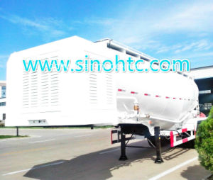 Brand New Bulk Cement Trailer, Chinese Cement Trailer pictures & photos