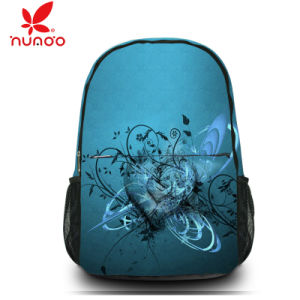Van Gogh Boy′s Girls Canvas Travel Satchel Shoulder Bag Backpack School Rucksack pictures & photos