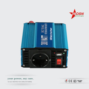 DC AC Solar Pure Sine Wave Power Inverter 300 Watt pictures & photos