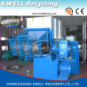 Film Shredding Cutter/PVC Pipe Single Shaft Shredder pictures & photos