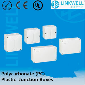 Electric Cable Connection Box/Terminal Box/Distribution Box/Junction Boxes (LK 171275-10/15P) pictures & photos