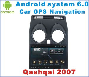 Android 6.0 Car DVD Player for Nissan Qashqai 2007 -2013 with Car Navigation