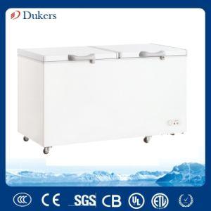 Double Doors Deep Freezer with 620 Liter Bd/Bg-620