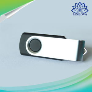 Metal Swivel USB Drive Pen Drive 128GB 64GB 32GB 16GB 8GB 4GB Pendrive USB Memory Stick Flash Drive pictures & photos