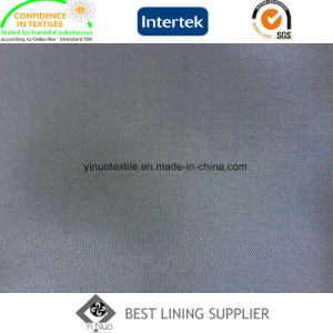 100 Polyester 210t Taffeta 63D*63D Normal Quality Lining Fabric pictures & photos