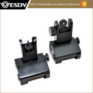 Esdy Tactical Flip up Front Rear Backup Ar-15 Iron Sight pictures & photos