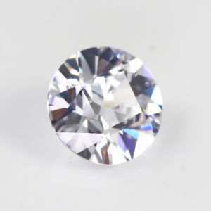 Synthetic Special Round Cut Cubic Zircon for Jewelry pictures & photos