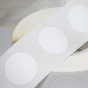 38mm Round NFC Sticker with White PVC Front - Ntag213 pictures & photos