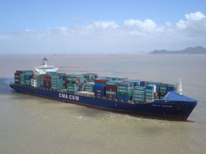 Consolidate Open Top Container 20FT 40FT Container Shipping Service pictures & photos